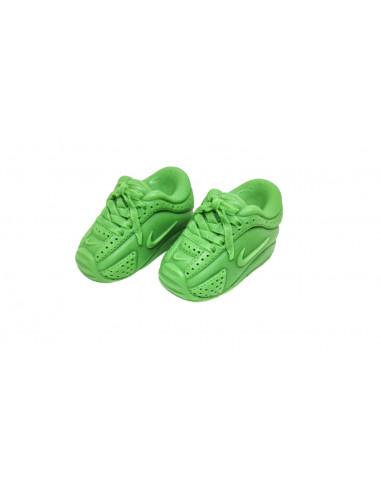 Jabón Zapatillas Verde