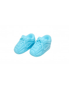 Jabón Zapatillas Azul