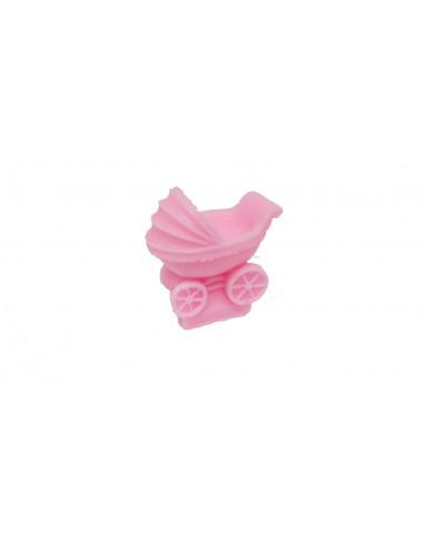 Jabón Carrito Rosa