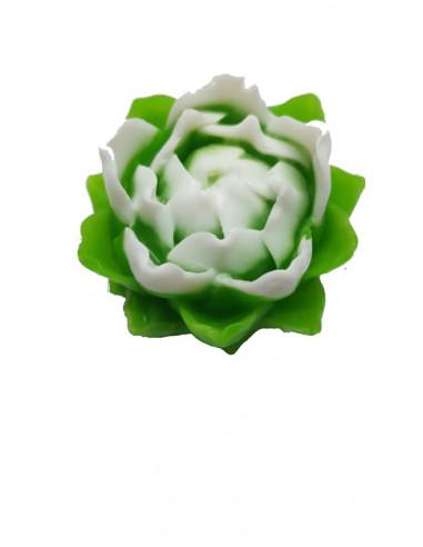 Jabon Nenufar Blanco-Verde