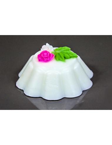 Jabon Tarta Blanca