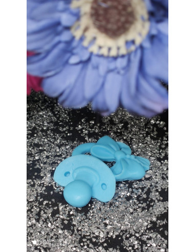 Jabón Chupete Azul