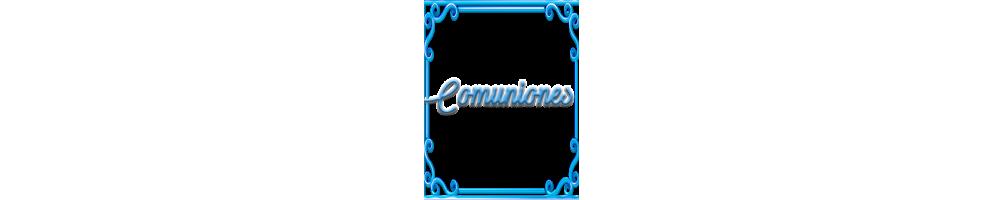 Regalos y detalle para comuniones